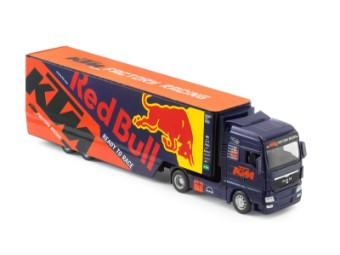 RedBull Racing Team Truck