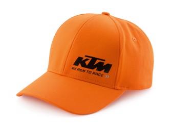 Racing orange Cap