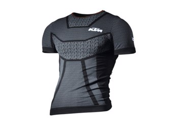 Funktions Kurzarm Hemd: SIXS Function Undershirt short
