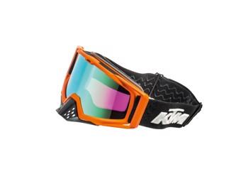 Racing Goggle orange