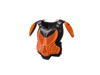 Kinder Motocross Panzer: Kids A5 S Body Protector