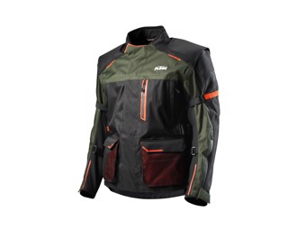 Enduro & Rally Jacke: Defender Jacket