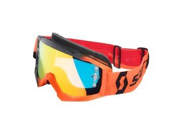 Motocross & Enduro Brille: Scott Hustle MX Goggles