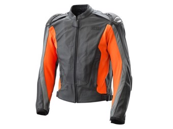 Straßen Jacke: RSX Leder Jacket
