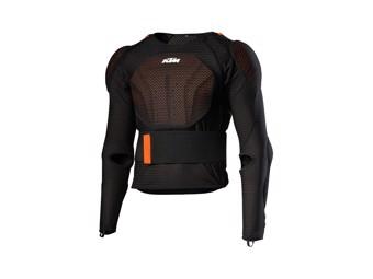 Motocross & Enduro Protektionshemd: Soft Body Protektor