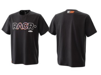 T-Shirt | Tony Cairoli | RACR tee black