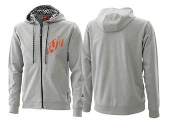 Kaupzen Pullover: Radical Zip Hoodie