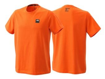 T-Shirt | Pure Racing tee orange