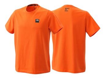 T-Shirt | Racing | Pure tee orange