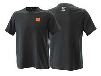 T-Shirt: Pure Racing tee black