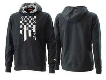 Kaputzen Pullover: Radical Hoodie