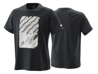 T-Shirt: Radical Logo tee black