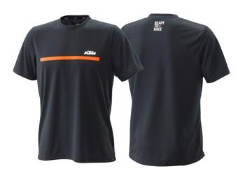 T-Shirt: Unbound tee black