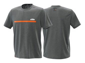 T-Shirt: Unbound tee grey