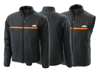 Jacke | Weste | Unbound 2-in-1 Thermo Jacket