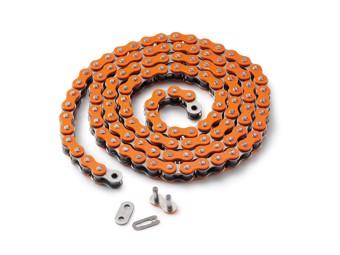 X-Ring Kette | RK | orange/orange | 520er Teilung