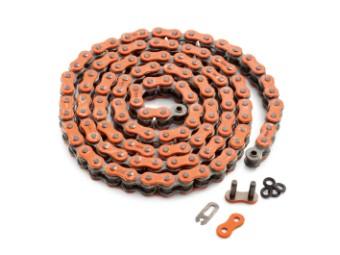X-Ring Kette   RK   orange/orange   520er Teilung