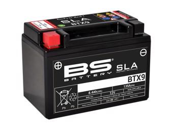 Batterie | AGM | BTX9