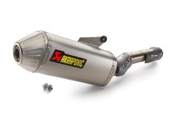 "Akrapovic | Sportschalldämpfer | ""Slip-on Line"" 