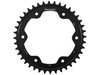 Kettenrad | 1290 Super Duke R & GT | Stahl | schwarz