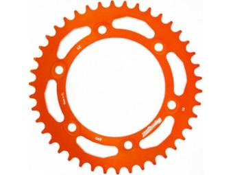 Kettenrad | 950 bis 1290 Adventure | Aluminium | orange