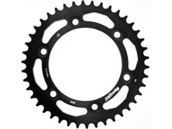 Kettenrad | 950 bis 1290 Adventure | Aluminium | schwarz