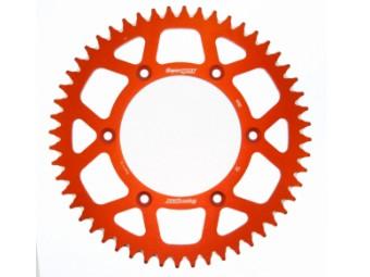 Kettenrad | EXC, SX, LC4 & LC8e | Aluminium | orange