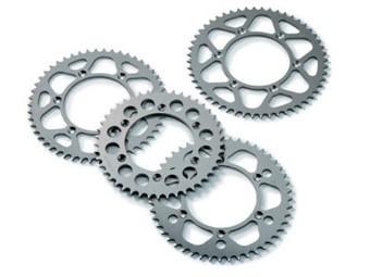 Kettenrad | EXC, SX, LC4 & LC8e | Aluminium | silber
