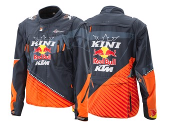 Enduro Jacke: Kini RedBull Competition Jacket