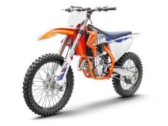 450 SX-F 2022