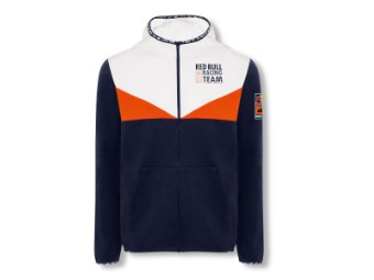 KTM RB RACING | Kapuzen Pullover | FLETCH ZIP HOODIE