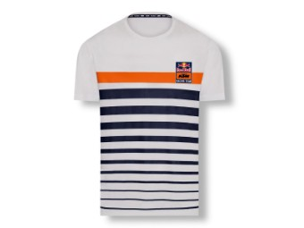 KTM RB RACING | T-Shirt | STRIPE TEE