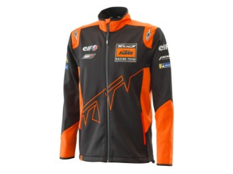 MotoGP Softshell Jacke | Alpinestars TECH 3 REPLICA TEAM SOFTSHELL JACKET |