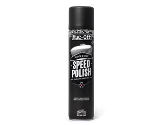 Motorcycle Speed Polish