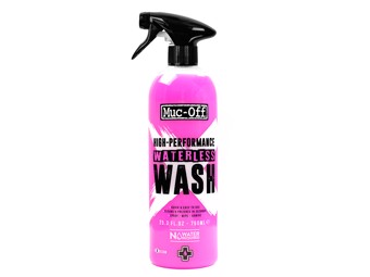 High Performance Waterless Wash