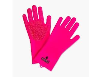 Deep Scrubber Gloves | Reinigungshandschuhe aus Silikon