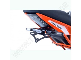 Racing Kennzeichenhalter KTM RC 125/390 2014-