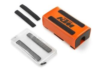 Lenkerpolster mit Smartphonehalter