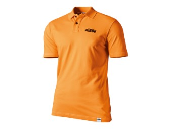 Polo Shirt | Racing | Polo orange