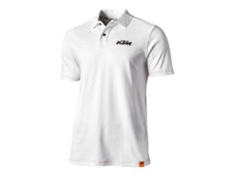 Polo Shirt | Racing | Polo white