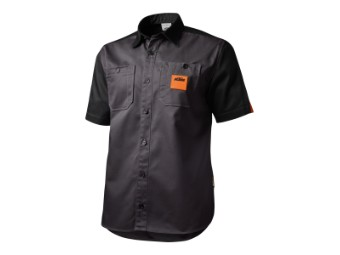 Kurzarm Hemd | Mechanic Shirt