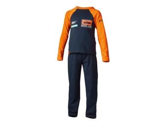 Kinder Schlafanzug: Kids Replica Pyjama