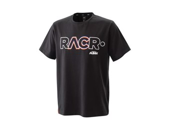 T-Shirt: Tony Cairoli tee black RACR