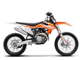 450 SX-F '20 Model Bike