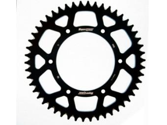 Kettenrad | EXC, SX, LC4 & LC8e | Aluminium | schwarz