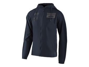 Jacke | Troy Lee Designs | KTM Team Windbreaker