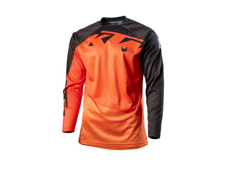 3PW200003504, POUNCE SHIRT ORANGE L