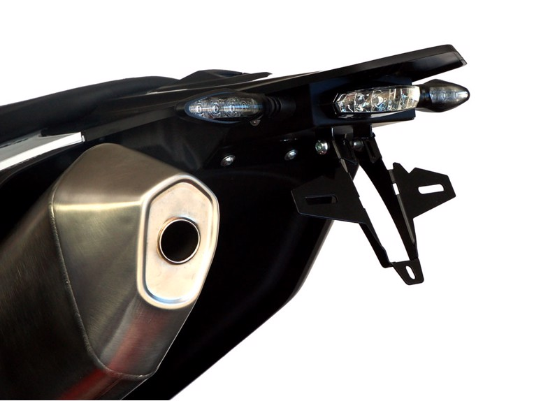 PROTECH X-SHAPE Kennzeichenhalter für KTM 690 SMC R 2019-2020 KTM 690 SMCR