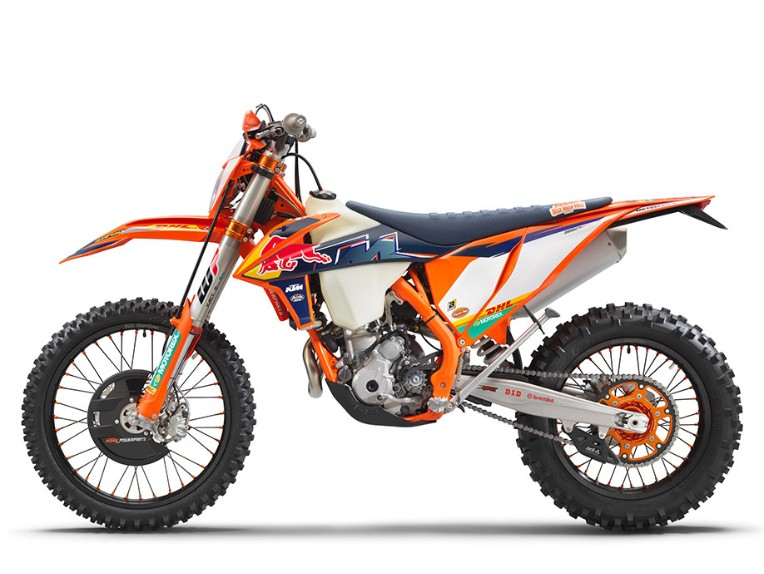 KTM 350 EXC-F Factory 2022,