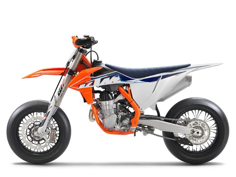 KTM 450 SMR 2022,
